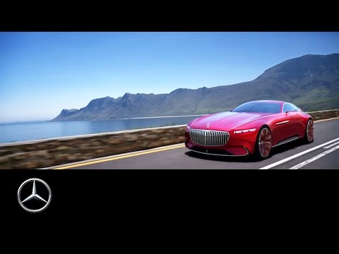 Vision Mercedes-Maybach 6 – Trailer – Mercedes-Benz original