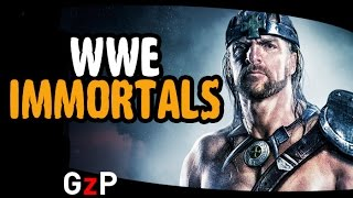 WWE Immortals Supers Roman Reigns HD Teaser - iOS Android download