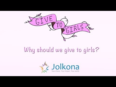 Jolkona: Give To Girls 2014 video