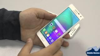 Видеообзор Samsung Galaxy A5