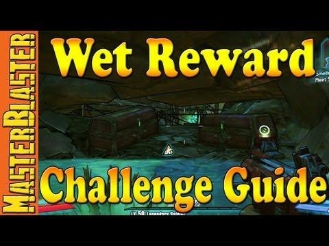 Hayter's Folly Wet Reward Challenge Guide - Borderlands 2