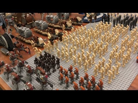 [Army] LEGO Star Wars - Droid / Separatist (January 2018 Edition)