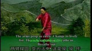 Ma LiTang Qi Gong for Health Enhancement: Tai Chi KF702-4coo