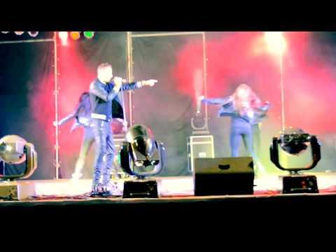 Akcent - Kylie (Live in Ukraine Nikopol city)