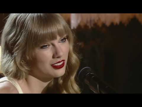 Ours   Taylor Swift live # 2012