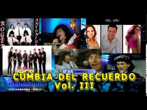 CUMBIA DEL RECUERDO VOL III   BOLIVIA