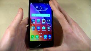Обзор Asus ZenFone Go (ZC500TG)