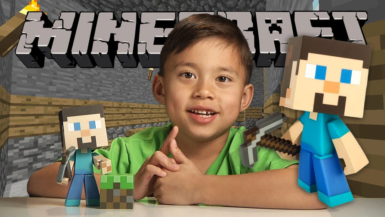 Minecraft Steve Limited