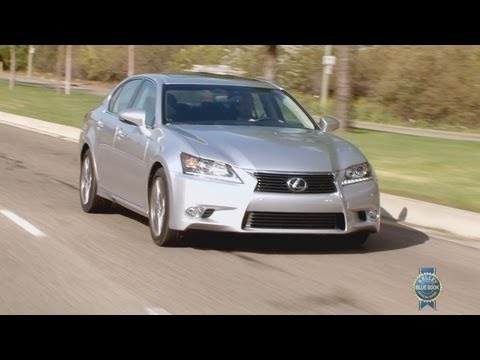 2013 Lexus GS Video Review - Kelley Blue Book
