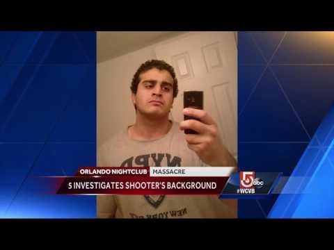 Shooter inspired by Boston Marathon bombings