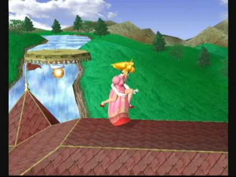 SSBM Move swap code: Peach ↔ Bowser
