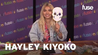 Download Lagu Hayley Kiyoko Thanks Her Fans For Lesbian Jesus Title   Voodoo 2017 Gratis STAFABAND