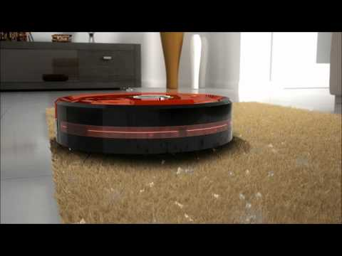 Robomaid RM770 Robotic Vacuum Cleaner - Carpet