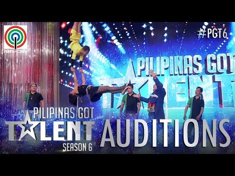 Pilipinas Got Talent 2018 Auditions Rico Magician Stage Magic