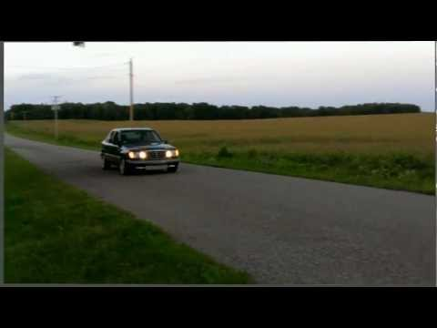 Mercedes-Benz W124/OM606 Daily Driver Project: First Ride