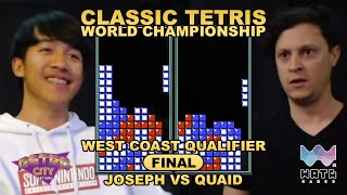 West Coast Qualifier Finals - Who Wins a Trip to Portland?