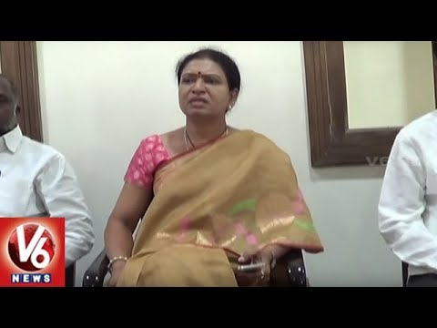 Ex Minister DK Aruna Speaks On Bharat Bandh Against Petrol Price Hike | V6 News