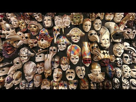 Carnival of Venice underway in Italy