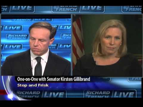 One-on-One With Senator Kirsten Gillibrand: Minimum Wage, Gun Laws and Iraq War