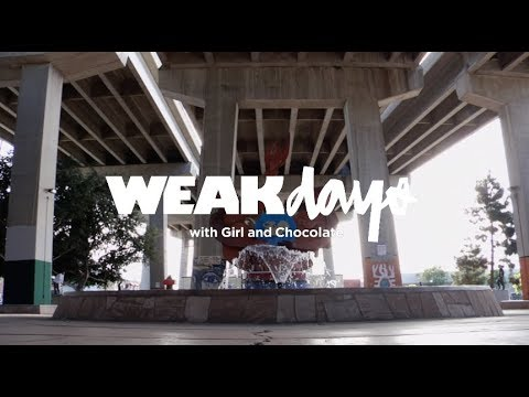 WEAKDAYS: CHICANO PARK