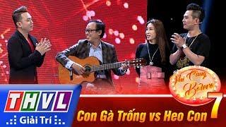 THVL | Vui cùng Bolero – Tập 7: Vòng 1 - Đoán Nhanh