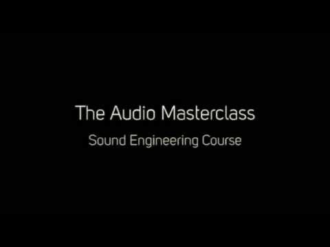 What Are The Best Sound Engineering Courses Online?