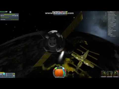 KSP: Mission to the MIR part 1