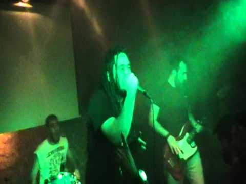 Audiobreed - Damaged Goods Live  4 Epoxes Chania, Crete 1 3 13 video