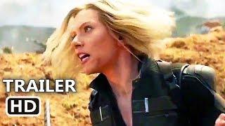 """AVENGERS: INFINITY WAR """"Black Widow in the Battle"""" New TV Spot"""