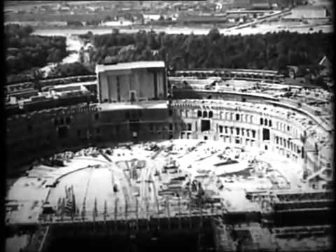 Hitlers Helfer - Albert Speer Dokumentation über die Helfer Hitlers - Der Architekt Teil 1