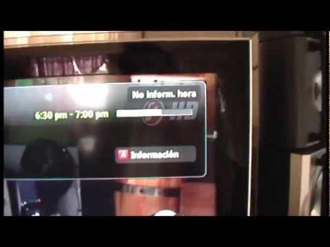 samsung lcd LN32D550 (español)