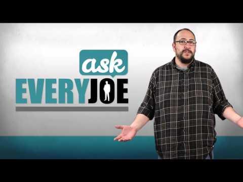 Ask Every Joe Cuddler