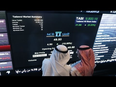 Slump in oil prices hits Saudi Arabia