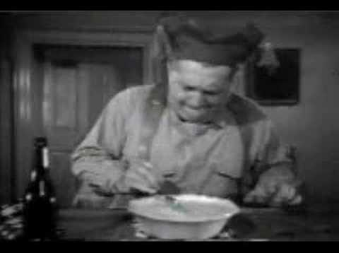 Three Stooges  Curly Kills the Clam Soup
