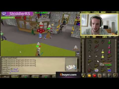 BEST RUNESCAPE TWITCH MOMENTS COMPILATION #133