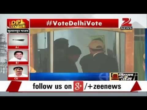 Delhi polls: Vice President Hamid Ansari casts his vote