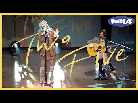 Download LIVE BOL4볼빨간사춘기 - 25 Stage   'Two Five' Showcase Mp4 baru