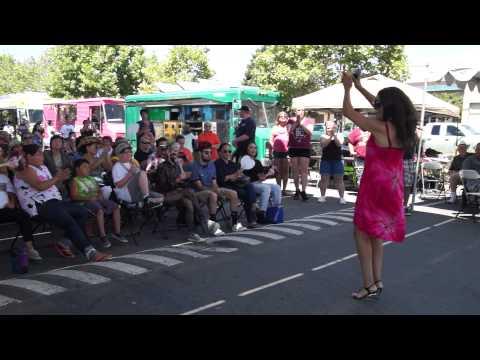 Raquela with Marco Middlesex   Castro Valley Pride   2014