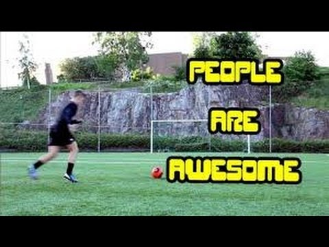 People Are Awesome | Football Edition | New Intro | HD