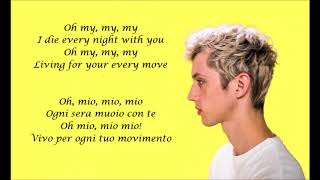 Download Lagu Troye Sivan - My My My! - Lyrics & Traduzione Gratis STAFABAND