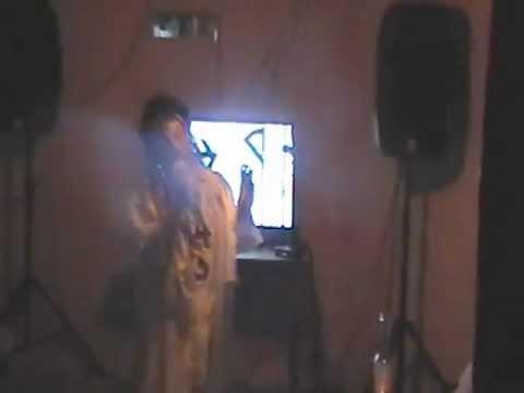 """BOY GEORGE EN VIVO """"CIBER CAFE EL PORTAL DE MANUEL"""" 17/02/2012"""