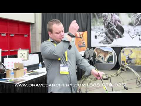 2013 Bear Archery Women's Bow Review the Homewrecker vs. the Siren