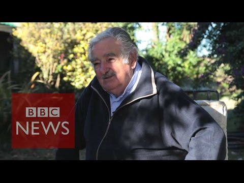 Jose Mujica: The Global Interview - BBC News