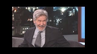 Harrison Ford Is Too Much Funny Moments