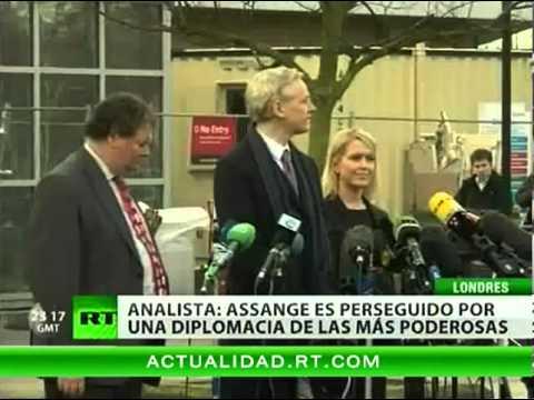 Caso Assange: la verdad está de parte de Ecuador