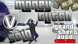 GTA 5 Online | SOLO UNLIMITED MONEY GLITCH 1.43 *100% WORKING* (GTA 5 Online Glitches)