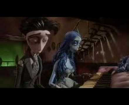 Corpse Bride Piano Duet