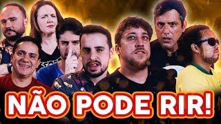 NÃO PODE RIR! com A PRAÇA É NOSSA - Jeffinho Farias, Raphael Carvalho e Duca Pantaleão