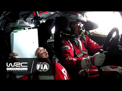 WRC - Dayinsure Wales Rally GB 2016: CRASH Craig Breen