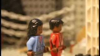 "Michael Jackson's ""Thriller"" Tribute in LEGO"